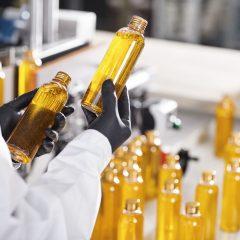 In-Line Liquid Filling Machine